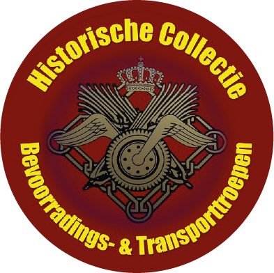 Logo Regiment Bevoorradings- & Transporttroepen